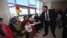 Beyşehirde 23 Nisanda hasta çocuklara ziyaret