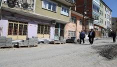 Sancaktar Türbesinde restorasyon çalışmaları devam ediyor