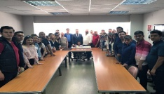AK Parti Milas İlçe Başkanı Acara sürpriz