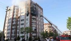 Kütahyada yangın: 1i ağır 4 yaralı