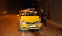Tünelde kafa kafaya çarpıştılar: 4ü çocuk 9 yaralı