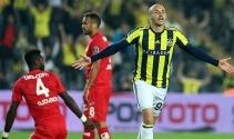Aatif, Antalyaspor'u da boş geçmedi