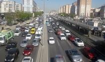İstanbulda sürücülere sabah trafiği şoku