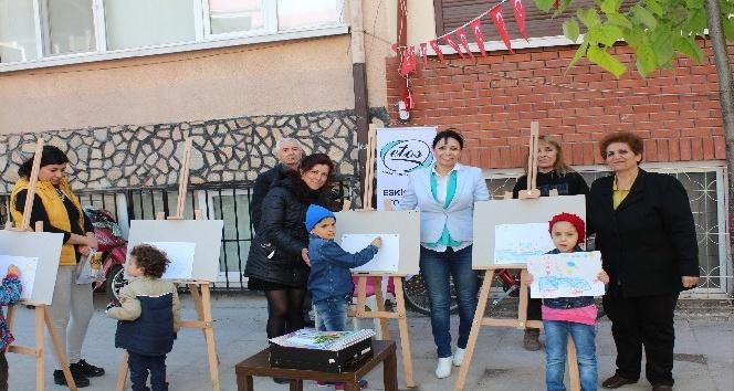 Öğrenciler İstanbuldan etkinlik için geldi