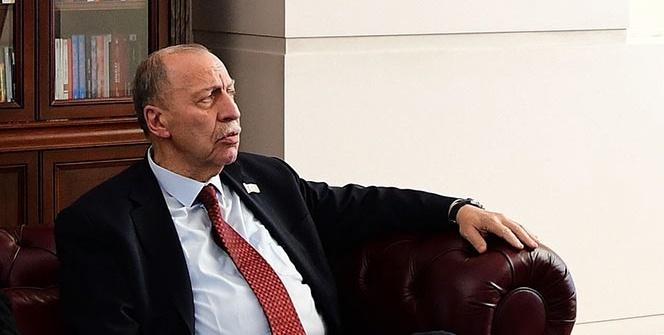 Ankara'da flaş istifa