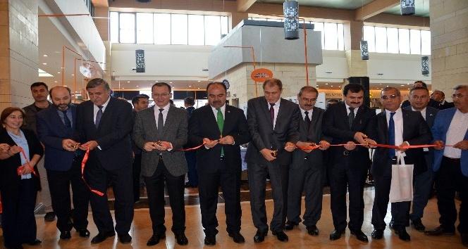 Ağrı İbrahim Çeçen Üniversitesi 9. Şanlıurfa Üniversiteler Tanıtım Fuarına Katıldı