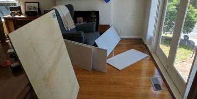 Evinin altına bakın ne yaptı!