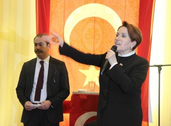 İYİ Parti lideri Meral Akşener'e kötü haber