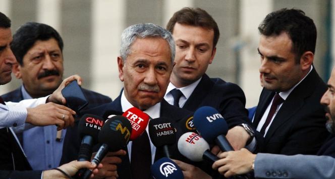 Ankarada sürpriz buluşma: İlk açıklama Bülent Arınçtan geldi