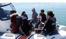 Çanakkalede 143 kaçak göçmen yakalandı