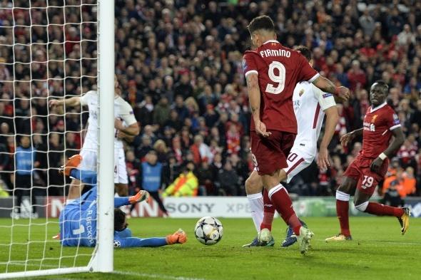Liverpool Roma Maçı Özeti ve Golleri İzle