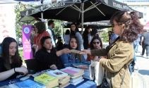 """""""1 Kitap Kap Festivali"""" ile köy okullarına kütüphane kurulacak"""