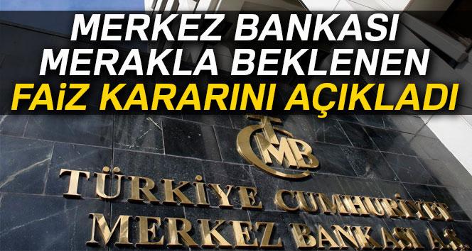 Merkez Bankası faiz kararını açıkladı (25 Nisan 2018)
