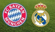 CANLI İZLE: Bayern Münih Real Madrid maçı canlı izle, Bayern Real Madrid kaç kaç?