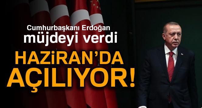 Cumhurbaşkanı Erdoğan'dan TANAP müjdesi!