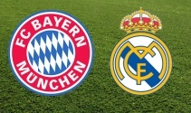 Bayern Münih Real Madrid canlı izleme ekranı
