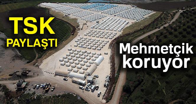 AFAD kurdu, Mehmetçik koruyor