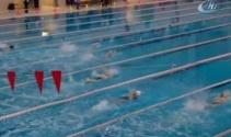 Özel Sporcular Türkiye Yüzme Şampiyonası başladı
