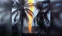 Endonezyada petrol kuyusunda yangın: 21 ölü