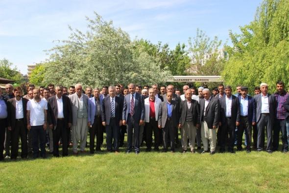 İbrahim Lale, AK Parti'den aday adayı olacağını açıkladı