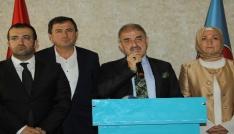 Çankırı Belediye Başkan Dinç, istifa etti