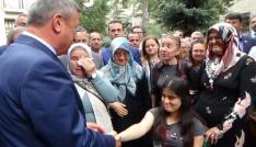 Görevinden istifa eden Burdur Valisi Yılmaz, Burdurdan ayrıldı