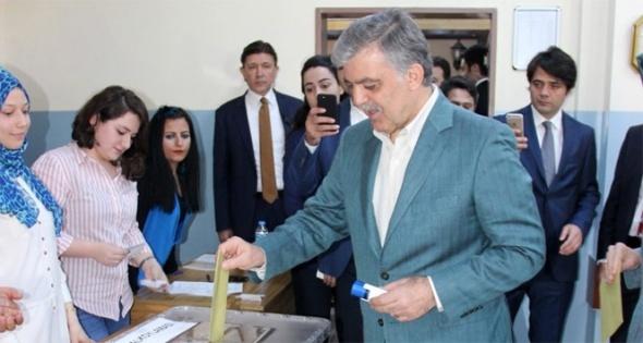 Abdullah Gül'den berbat final!