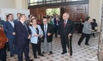 Beykent Üniversitesi'nden tarihi tren garında özel sergi