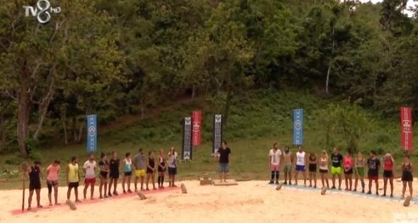 Survivor 27 Nisan ödül oyununu kim kazandı! Ünlüler mi? Gönüllüler mi?