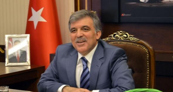 Abdullah Gül'den adaylık açıklaması...