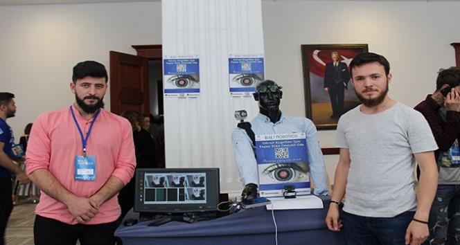 Geleceğin robotları BauRobotics'de yarıştı