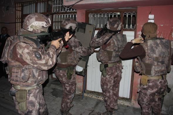 DEAŞ'a '1 Mayıs' operasyonu
