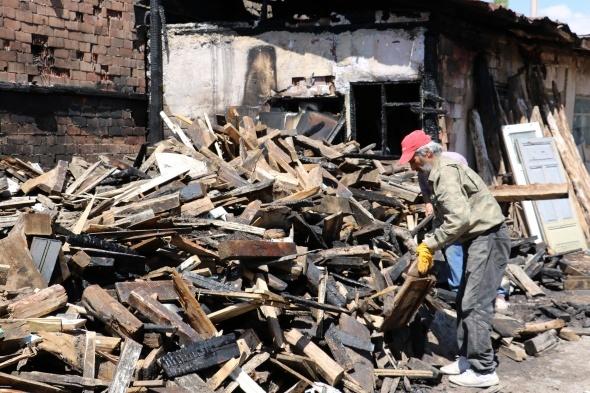 Yangının faturası ağır oldu! Tam 150 ton...