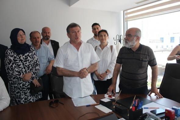 """""""Kral Tanju"""", AK Parti'den aday adayı oldu"""