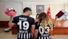 Beşiktaş formalı nikah
