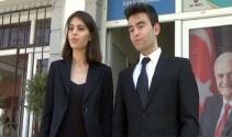 Türkiye'nin en genç Milletvekili adayları! Biri 18, diğeri 19 yaşında...