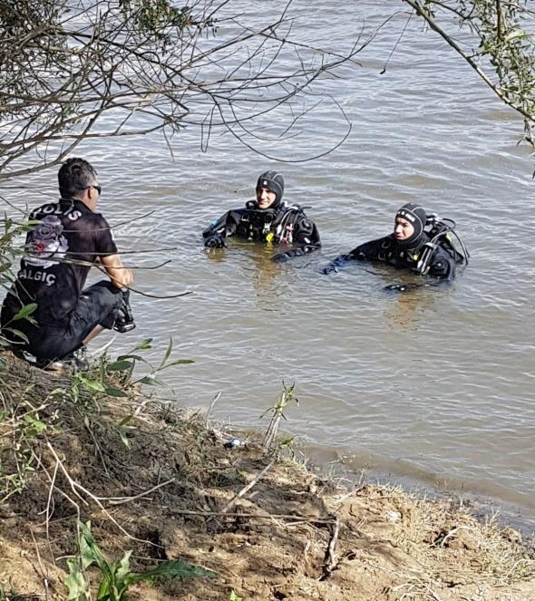 Sakarya Nehri'ne düşen şahsın cesedi bulundu