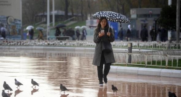 Meteoroloji saat verdi: Yağış geliyor (2 Mayıs Çarşamba)