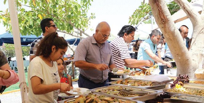 GAÜ geleneksel 1 Mayıs pikniği gerçekleşti