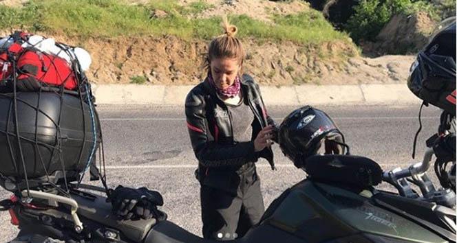 Ünlü oyuncu Kaz Dağlarında kaza geçirdi