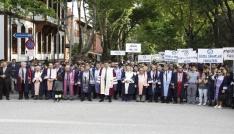 Festekin18 açılış yürüyüşü yapıldı