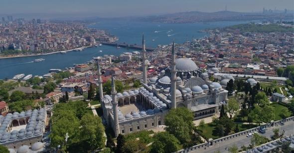 Mimar Sinan'ın kalfalık eserinde büyük değişim
