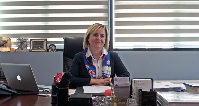 Prof. Dr. Özkan: Avrupanın en büyük ve en teknolojik fakültesine sahibiz