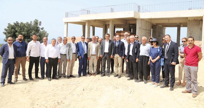 Yeni kampüs, köylere ve yakın çevreye yaşam alanı sağlayacak
