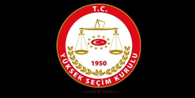 YSK, dört parti liderinin imza toplama başvurusunu kabul etti