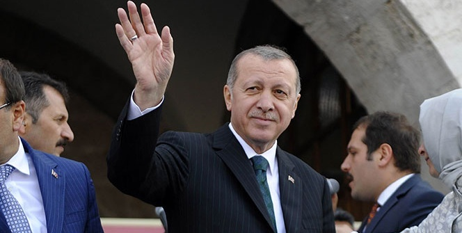 """Cumhurbaşkanı Erdoğan: """"CHP zihniyeti kirliliktir, çöp dağlarıdır"""""""