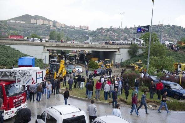 Ankara sele teslim oldu!