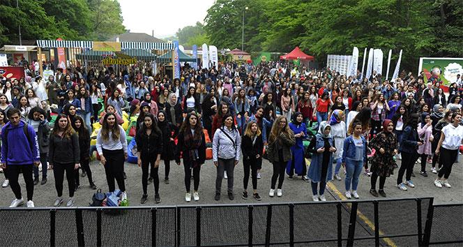 Sağlıklı Yaşam Festivali Diyet Fest başladı