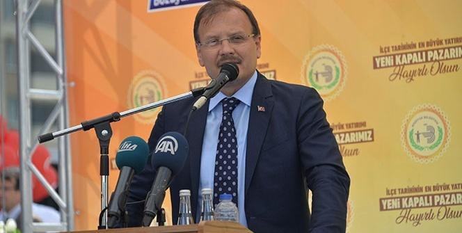 Başbakan Yardımcısı Hakan Çavuşoğlu Bozüyük'te