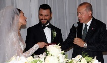 Cumhurbaşkanı Erdoğan Alişan'ın nikah törenine katıldı